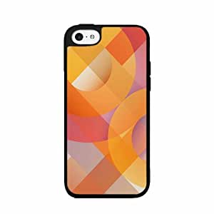 Abstract O Pattern Plastic Phone Case Back Cover iPhone 5c