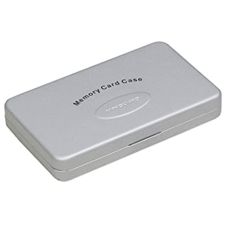 Amazon.com: Vanguard MCC 11 Cf Funda para tarjeta de memoria ...