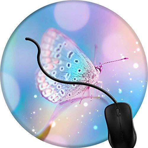 Mouse Pad Gaming Pixie Dust, Premium-Textured Surface, Non-slip Rubber Base, Laser & Optical Mouse Compatible, Mouse mat 1U194