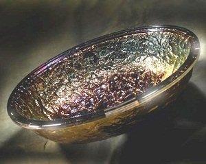 JSG Oceana 007-007-140 Bathroom Undermount, Blue Reflections