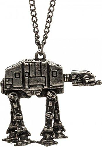 [Star Wars AT-AT Walker Necklace] (Star Wars At At Walker)