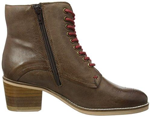 Joe Browns Lismore Island Leather Boots, Botines para Mujer Brown (a-brown)