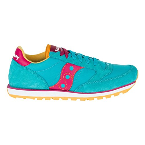 Red Pro Sneaker Blu Jazz Saucony Low Blue rYqYt