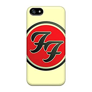 Foo Fighters Case Compatible With Iphone 5/5s/ Hot Protection Case