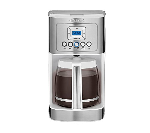 Cuisinart 14-Cup Perfectemp Programmable Steel Coffee Maker Silver - Cuisinart Programmable Filter