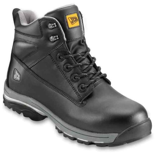 JCB Workmax negro S1P tamaño 11 - botas de seguridad: Amazon ...