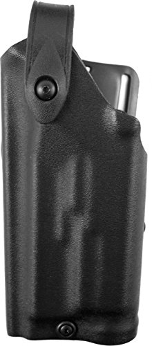 Safariland 6280 Level II SLS Retention Duty Mid Ride Holster, Black, STX (Hand Tactical Retention Holster)