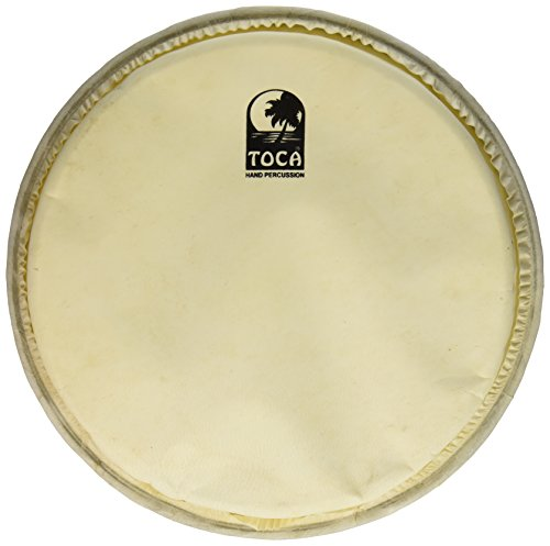 Toca TP-FHM12 12-Inch Goat Skin Head for Mechanically Tuned Djembe (Toca Percussion)