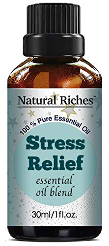 Stress Anxiety Essential Therapeutic Aromatherapy product image