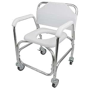Ayudas dinamicas silla para ducha y w c - Duchas geriatricas ...