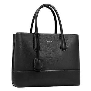 David Jones - Borsa a Mano Grande Capacità Lavoro Donna - Tote Bag Shopper PU Pelle Capiente - Borsetta Tracolla Spalla… 9