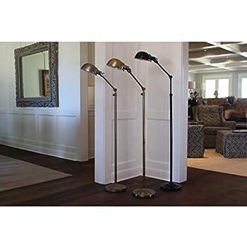 Amazon Com Decor Therapy Pl3897 Floor Lamp Bronze Bronze