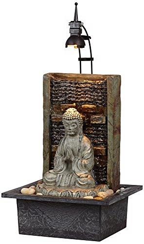 Namaste Buddha Indoor Table Fountain