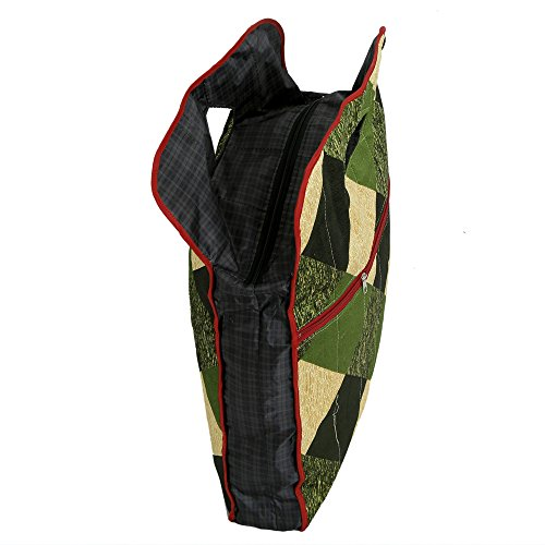 kuwer Industries STILVOLL Einkaufstasche, Geschenk Tasche, Tragetasche, als Reisetasche (Farbe und Druck kann variieren pro Verfügbarkeit) ki3362