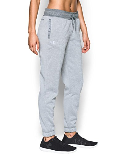 Under Armour Women's Storm Swacket Pant, Steel/Stealth Gray, Large