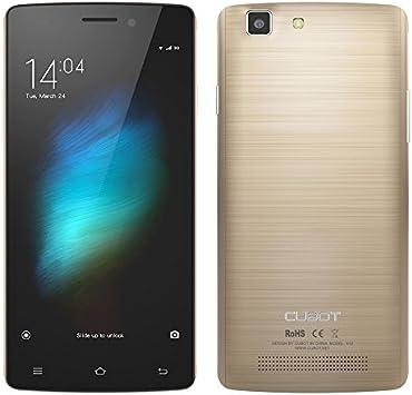 Cubot X12 - Smartphone libre Android (pantalla 5