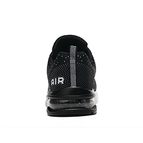Sneakers Running Tqgold Chaussure Basket Femme Fitness Homme De Noir axrF0Pa