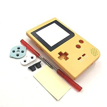 Carcasa Completa para Nintendo Gameboy Pocket GBP Game Shell ...