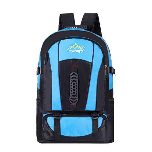 (Londony Hiking Backpack,Lightweight Waterproof Travel Backpack for Men Women Trekking Touring Mountaineering Camping)