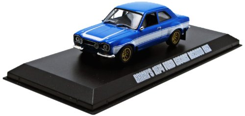 GreenLight Fast and Furious: Fast and Furious 6 (2013) 1974 Ford Escort RS2000 MkI Car (1:43 Scale) -  Greenlight Collectibles, GL86222