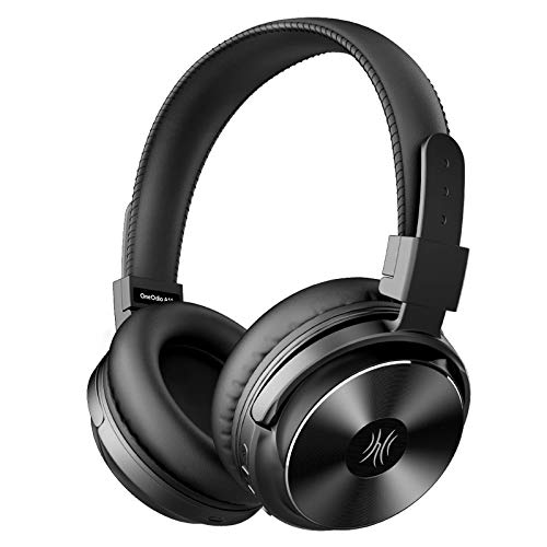 Bluetooth Headphones, OneOdio A11 Wireless Over Ear Headphones with Bass Up EQ Mode HiFi Stereo Sound CVC8.0 Microphone…