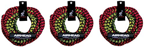 Airhead 2 Rider Tube Rope, 2 Sect, Float (3-(Pack)) by Airhead (Image #1)