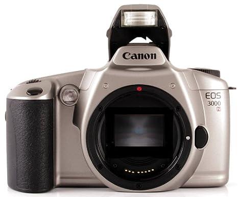 Canon EOS 3000N cámara réflex Protector de Pantalla: Amazon.es ...