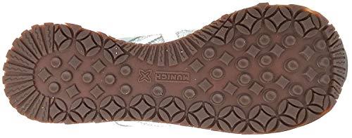 Celeste Grigio Sneakers Donna Munich Argento PIYqT