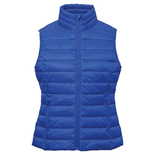 royal Padded Terrain Blouson Women's Gilet Blue 000 Femme 2786 56qR0AW0