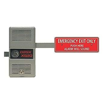 Detex 230d Model 230 Exit Control Lock 4 Quot X 19 Quot X 6 5