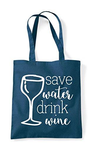 Petrol Save Drink Bag Tote Wine Statement Water Shopper 6a4cPaqpB
