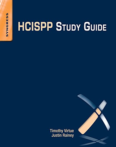 HCISPP Study Guide -