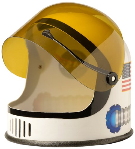 Aeromax Youth Astronaut Helmet with movable visor, (Astronaut Costume Kids)