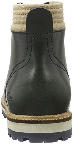 Lacoste Montbard Boot 416 1, Botas Cortas Hombre Gris (DK GRY 248)
