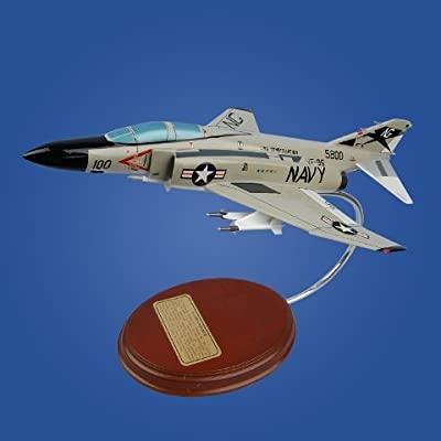 "Mastercraft Collection F4 Phanthom II ""Fighting Falcons"" Model"