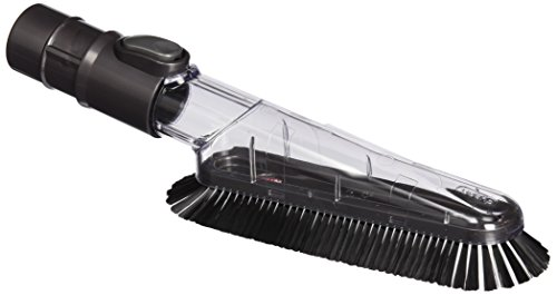 - Dyson 908896-02 Dust Brush, Iron/Clear Soft Assembly