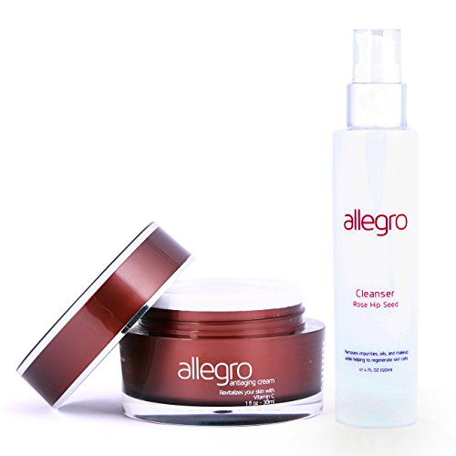 allegro-anti-aging-beauty-products-cream-cleanser-pack-of-2-set