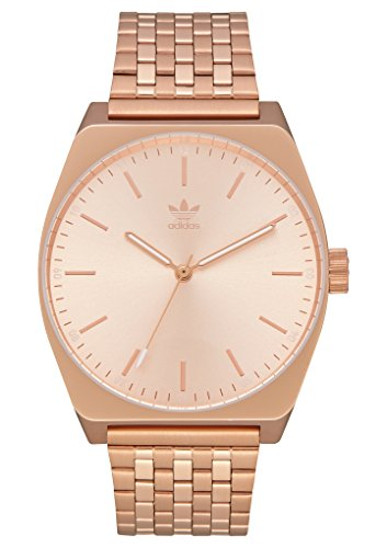 (adidas Watches Process_M1. 6 Link Stainless Steel Bracelet, 20mm Width (All Rose Gold. 38 mm))