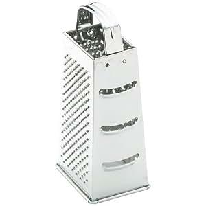 Lacor 60305 - Rallador 4 caras, 23 cm