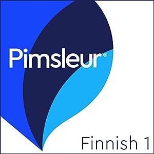 Finnish Phase 1, Units 1-30 Speech