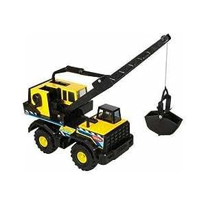 amazoncom tonka classics crane toys amp games