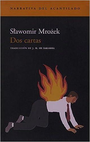 DOS Cartas (Spanish Edition): Slawomir Mrozek: 9788496136113 ...