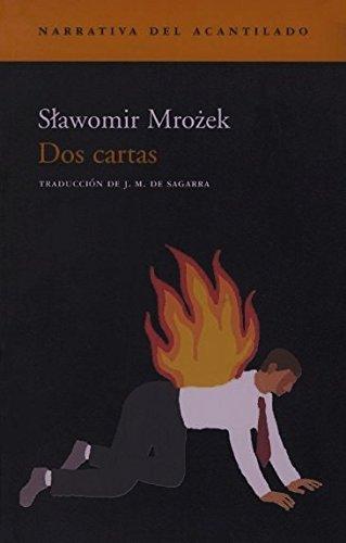 Dos cartas (Narrativa del Acantilado): Amazon.es: Slawomir ...
