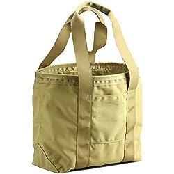 Republic Brand Durable Cordura 'Kensing Tote' Bag Made in USA (Coyote Brown)