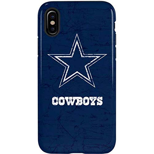 new arrival 9c4eb 5f243 Amazon.com: Dallas Cowboys iPhone Xs Max Case - NFL | Skinit Pro ...