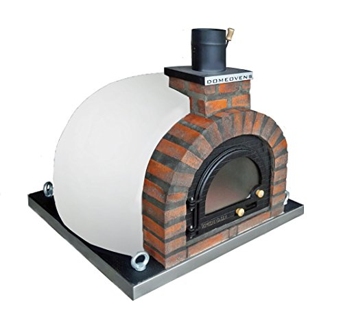 Handmade Portuguese Wood-Fired Pizza Oven