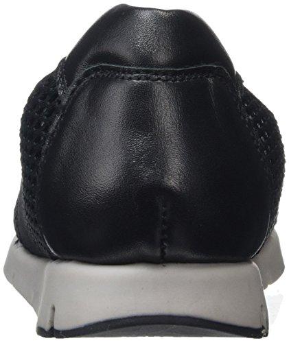 Aerosoles Damen Fast Pulse Sport Plus Ballerina Black (Mix Black)
