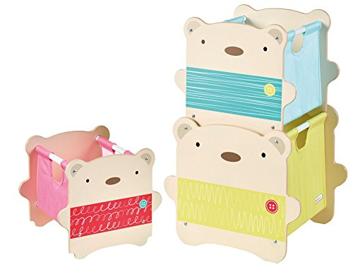 BearHug Stack Storage by HelloHome from Worlds Apart