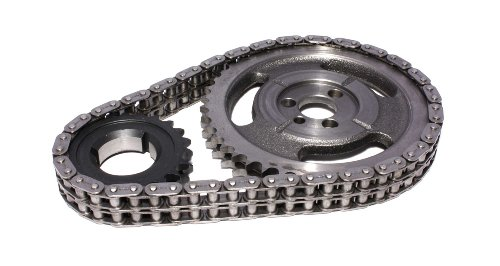 COMP Cams 3100 Hi-Tech Roller Race Timing Set for '78-'86 Chevrolet V6 and 265-400 Small Block (86 Camshaft Kit)