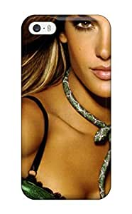 Durable Defender Case For Iphone 6 4.7 Tpu Cover(alessandra Ambrosio )